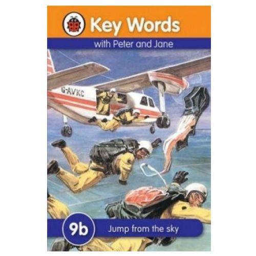 Książki do nauki języka, Jump from the Sky