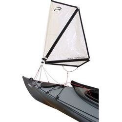 nortik Kayak Sail 1.0 for Faltboats biały 2018 Akcesoria kajakowe Przy złożeniu zamówienia do godziny 16 ( od Pon. do Pt., wszystkie metody płatności z wyjątkiem przelewu bankowego), wysyłka odbędzie się tego samego dnia.