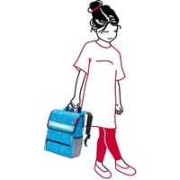 Tornistry i plecaki szkolne, Plecak dla dzieci Backpack Cactus Reisenthel niebieski (RIE4049)