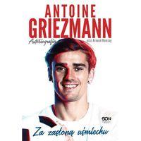 E-booki, Antoine Griezmann. Za zasłoną uśmiechu - Antoine Griezmann, Arnaud Ramsay (MOBI)