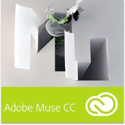 Adobe Muse CC EDU Multi European Languages Win/Mac - Subskrypcja (12 m-ce)