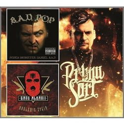 Popek / Gang Albanii (CD) - Popek, Gang Albanii
