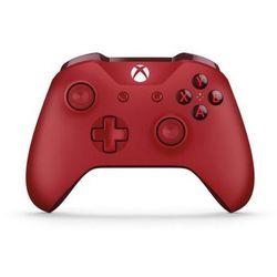 MICROSOFT Kontroler Xbox One Czerwony SE WL3-00028