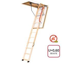 Schody strychowe Fakro LWF 45 86x130/305