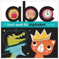 Książki dla dzieci, Feel and Fit: ABC