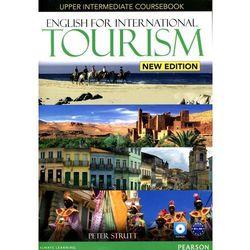 English for international tourism upper intermediate Coursebook + DVD (opr. miękka)