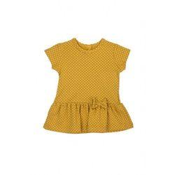 Koszulka dziewczęca z falbanką 6I40AC Oferta ważna tylko do 2031-05-19