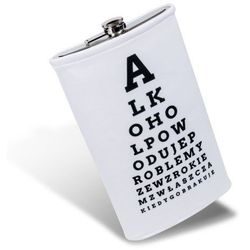 Gigantyczna Piersiówka - Tester Wzroku
