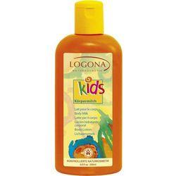 Mleczko do ciała - 200 ml - Seria Kids dla dzieci - Logona