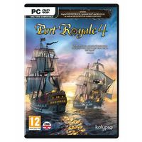 Gry PC, Port Royale 4 (PC)