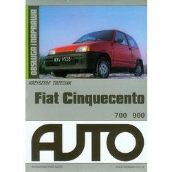 Fiat Cinquecento (opr. miękka)