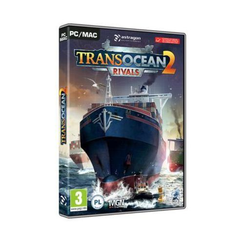 Gry PC, TransOcean 2 Rivals (PC)