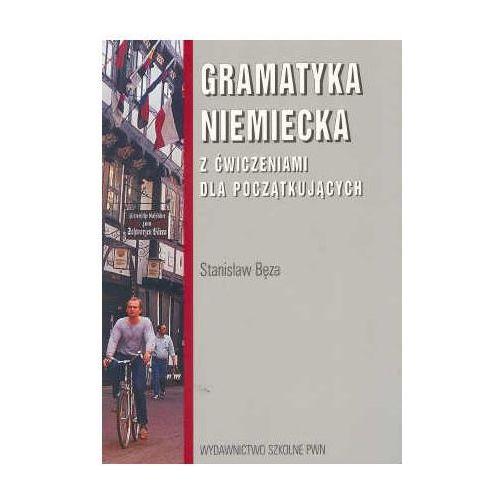 Książki do nauki języka, Gramatyka Niemiecka Z Ćwiczeniami Dla Początkujących (opr. miękka)