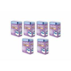 Nuppi® GOLD 2 Mleko następne w proszku z niezbędnymi składnikami odżywczymi dla dzieci powyżej 6 miesiąca życia.