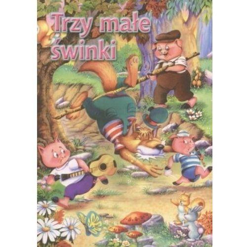 Książki dla dzieci, Trzy małe świnki (opr. twarda)