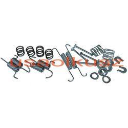 Zestaw montażowy szczęk hamulca postojowego Citroen C-Crosser