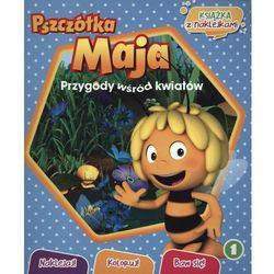 Pszczółka Maja Przygody Wśród Kwiatów Praca zbiorowa (opr. broszurowa)