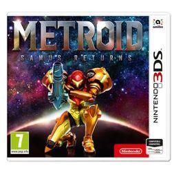 Metroid: Samus Returns - Nintendo 3DS - Akcja
