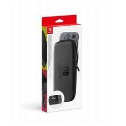 Etui / Pokrowiec Nintendo Switch Carrying Case & Screen Protector (NSP130) Czarne