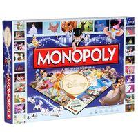Gry dla dzieci, Monopoly Disney POL - Winning Moves