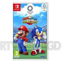 Gry Nintendo Switch, Mario and Sonic at the Olympic Games Tokyo 2020