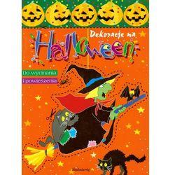 Dekoracje na halloween (opr. miękka)