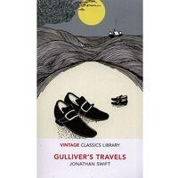 Książki do nauki języka, Gullivers Travels - Swift Jonathan - książka (opr. miękka)