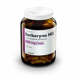 Hauster, Berberyna 500mg, 60 kaps (butelka)