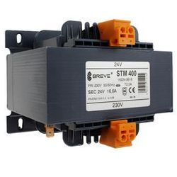 Transformator 1-fazowy STM 400VA 230/24V 16224-9918 BREVE