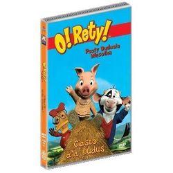 O! Rety! Psoty Dudusia Wesołka: Ciasto a'la Duduś (DVD) - Cass Film OD 24,99zł DARMOWA DOSTAWA KIOSK RUCHU