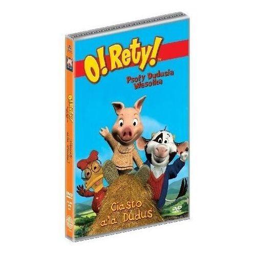 Filmy animowane, O! Rety! Psoty Dudusia Wesołka: Ciasto a'la Duduś (DVD) - Cass Film OD 24,99zł DARMOWA DOSTAWA KIOSK RUCHU