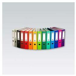 SEGREGATOR A4 2-RINGOWY CZERWONY. Darmowy odbiór w niemal 100 księgarniach!