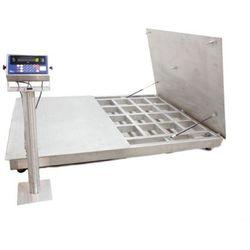 Waga pomostowa 600 kg YAKUDO YWP 166SS 600 R4