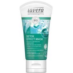 Maska Oczyszczająca DETOKS z Organicznymi Algami i Naturalną Glinką Mineralną 50 ml LAVERA