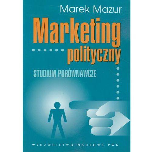 Biblioteka biznesu, Marketing polityczny (opr. miękka)