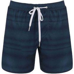 strój kąpielowy BENCH - Waveman B Navy Blue (NY008) rozmiar: M