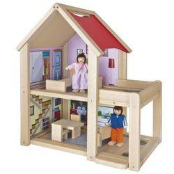 Eichhorn Mały domek dla lalek, 9 elementów