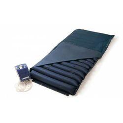 Materac przeciwodleżynowy zmiennociśnieniowy rurowy 14 cm wysokość 130kg do II stopnia