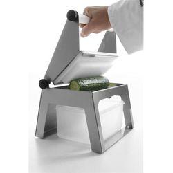 Szatkownica manualna do warzyw | 355x230x(H)235/350mm