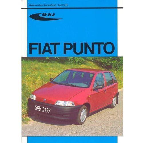 Biblioteka motoryzacji, Fiat Punto (opr. miękka)