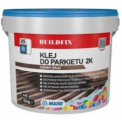 Klej dwuskładnikowy do parkietu Buildfix 2k ciemny brązowy 10 kg