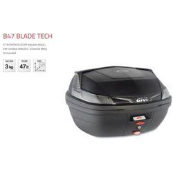 Kufer Centralny GIVI B47NTML BLADE TECH Monolock - 47 Litrów