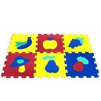 Puzzle, ARTYK 6 EL. Puzzle piankowe Owoce