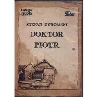 Lektury szkolne, Doktor Piotr. Audiobook (1CD-MP3) + zakładka do książki GRATIS