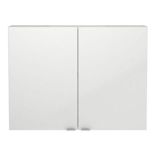 Szafki łazienkowe, Szafka GoodHome Imandra 80 x 60 x 15 cm biała