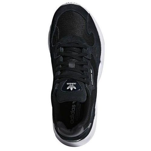 Damskie obuwie sportowe, ADIDAS ORIGINALS Trampki niskie 'Falcon' czarny