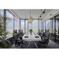 Biurka i stoliki, Stół konferencyjny PLATINUM 28D 280 cm