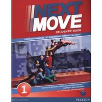 Leksykony techniczne, Next Move 1 Student's Book + Exam Trainer Przygotowanie do egzaminu gimnazjalnego (opr. miękka)
