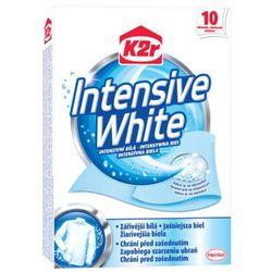 K2R 10szt Intensive White Chusteczki do prania