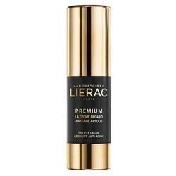 Lierac Premium krem pod oczy zapewniający kompleksową pielęgnację przeciw zmarszczkom, opuchnięciom i cieniom pod oczami (Absolute Anti-Aging) 15 ml